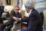 Elton John s'allie à l'administration Obama pour la lutte contre le Sida