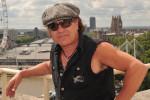 Brian Johnson - zanger van AC/DC - gaat zich inzetten voor mensen met dementie