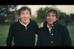 Souchon et Voulzy, un album en duo pour sceller 40 ans de complicité