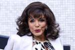 Joan Collins getuigt in documentaire over verkrachting