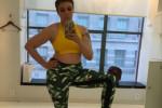 Sport helpt Lena Dunham van angsten en depressie af
