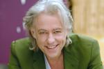 Bob Geldof heel gelukkig met huwelijk