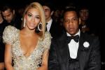 Beyoncé en Jay Z omsingeld door fans in Oslo