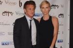 Charlize Theron en Sean Penn uit elkaar