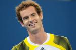 Zweetbandje van tennisspeler Andy Murray brengt 2.800 euro op voor goede doel