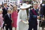 Fête nationale 2015: la famille royale a assisté au concert de prélude à Bozar
