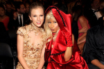 Nicki Minaj en Taylor Swift in discussie op Twitter