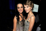 L'inimitié entre Katy Perry et Taylor Swift éclate au grand jour