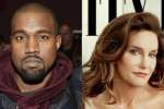 Kanye West vol lof voor Caitlyn Jenner