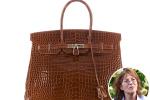 Jane Birkin wil naam niet langer geassocieerd worden met Hermès