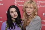 Courtney Love pas invitée au mariage de sa fille