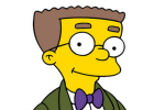 Mr. Smithers uit The Simpsons out zich als homo