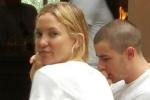 Nick Jonas en Kate Hudson zijn