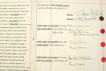 Managementcontract van de Beatles voor half miljoen geveild