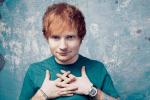 Ed Sheeran presentator tijdens MTV EMA 2015