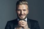 David Beckham steekt fan hart onder de riem