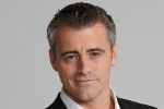Joey uit Friends gaat Top Gear presenteren