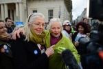 GB: Vanessa Redgrave et Vivienne Westwood, guest stars d'une manifestation d'internes