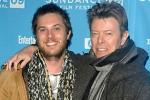 Zoon David Bowie verwacht kindje