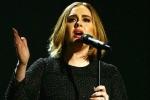 Adele enthousiasme Belfast pour le premier concert de sa tournée mondiale