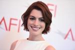 Actrice Anne Hathaway wordt voor het eerst mama