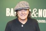AC/DC-zanger Brian Johnson draait de knop niet om