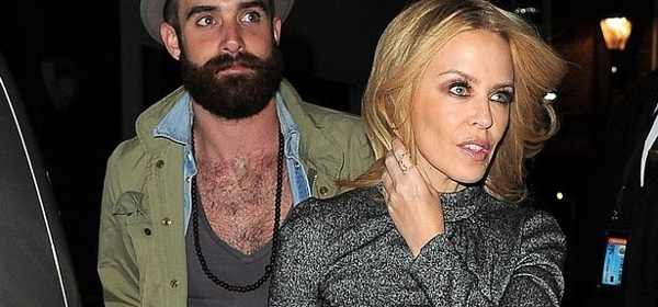 Kylie Minogue en Joshua Sasse zijn in het geheim getrouwd