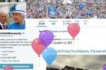 La Reine d'Angleterre adresse un merci sur Twitter pour les messages d'anniversaire reçus