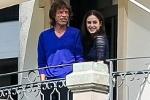 Mick Jagger (72) voor de achtste keer vader