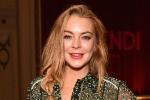 L'actrice Lindsay Lohan demande une rencontre avec Poutine