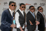 The Jacksons eren broer Michael op de Zuidas in Amsterdam