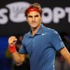 Federer rencontre son idole Michael Jordan à l'US Open