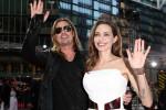 Angelina Jolie et Brad Pitt se sont mariés samedi en France