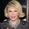L'actrice Joan Rivers désormais en état stationnaire à New York