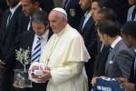 Avec Maradona, Del Piero et Trézéguet, le match