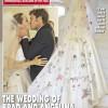 Angelina Jolie trouwde in jurk versierd door kinderen