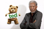 Morgan Freeman krijgt rol in Ted 2