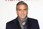George Clooney trouwt in Armani