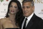 Mariage civil à Rome pour George Clooney et Amal Alamuddin