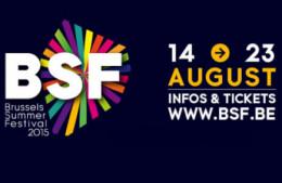 33 nieuwe namen voor Brussels Summer Festival