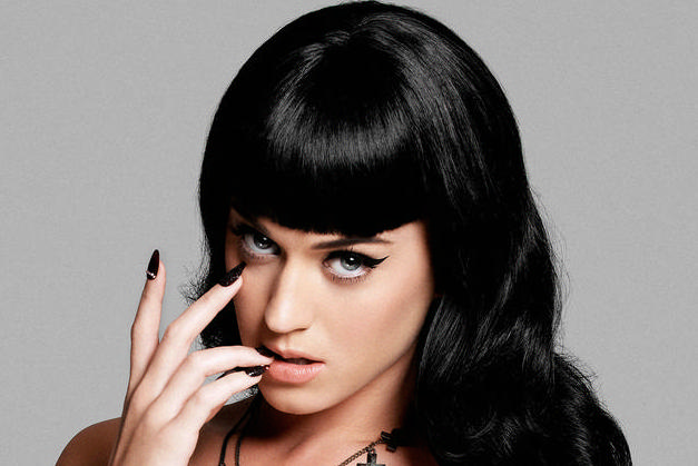Katy Perry is blootrage beu