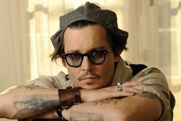 Johnny Depp opnieuw favoriete acteur van het jaar