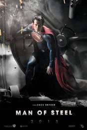 Man of Steel - Superman (2013)