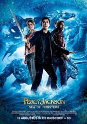 Percy Jackson & the Olympians: The Sea of Monsters (2013)