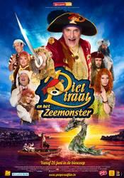 Piet Piraat en het Zeemonster (2013)